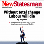Tony Blair says total change or death